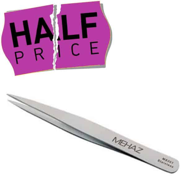 Mehaz Pointed Tweezer