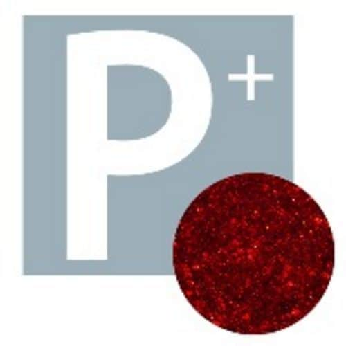 P+ Glitter Gel Little Red Sled