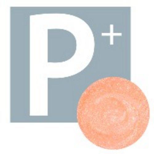 P+ Glitter Gel Peachy