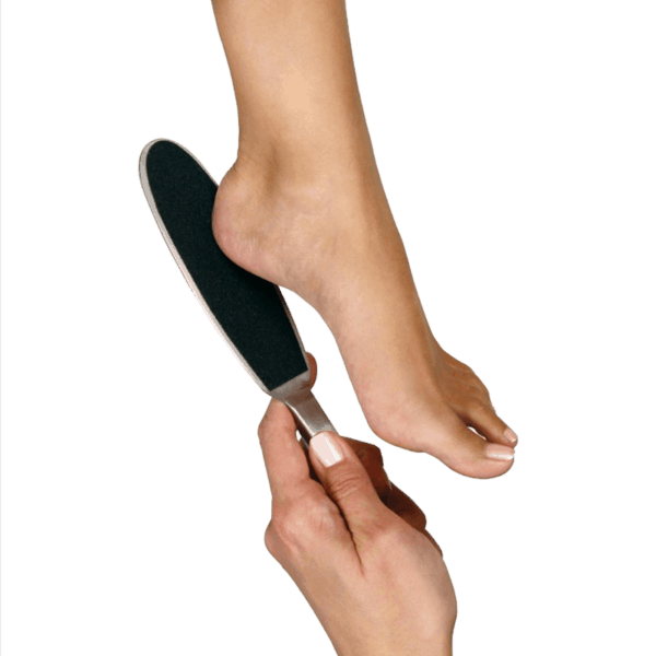 Mehaz Stainless Steel Foot File System