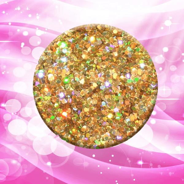 JOSS Solvent Stable Glitters Med/Lar 025