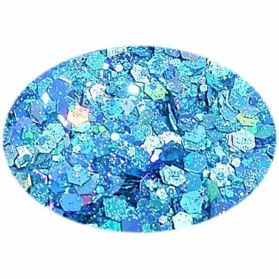 Glitter Aqua Fizz