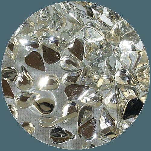 Asian Rhinestones Teardrop Crystal