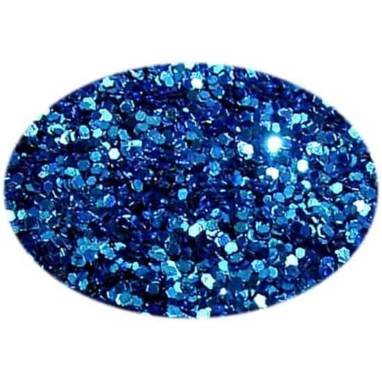 Glitter Dark Blue 015Hex
