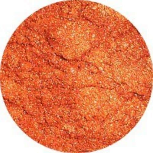 Perfect Nails Pigment Passion Orange 3g