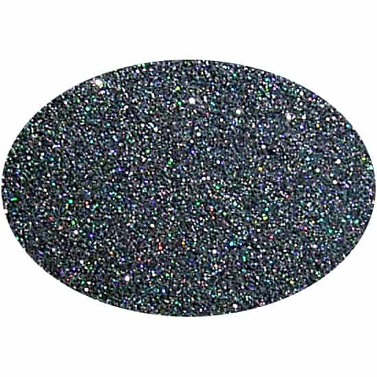 Glitter Holo Black 004Hex