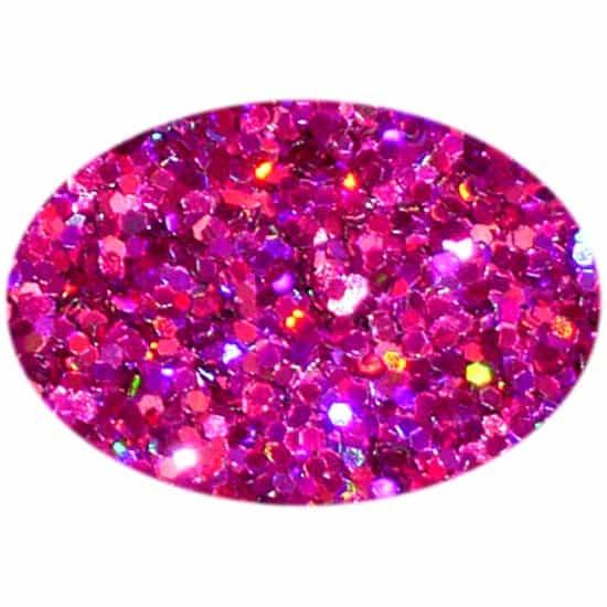 Glitter Holo Burgundy 025Hex