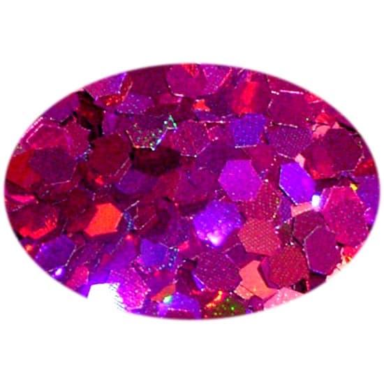Glitter Holo Burgundy 0625Hex