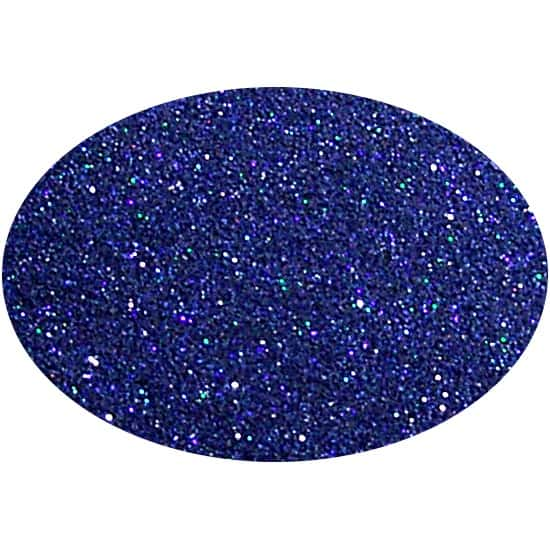 Glitter Holo Dark Blue 004Hex