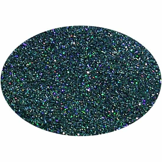 Glitter Holo Emerald Green 004Hex