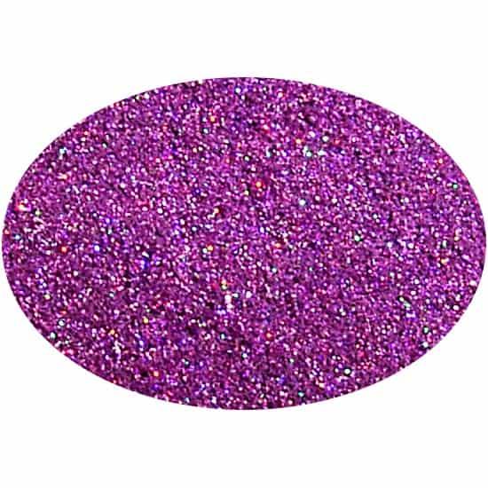 Glitter Holo Fuschia 004Hex