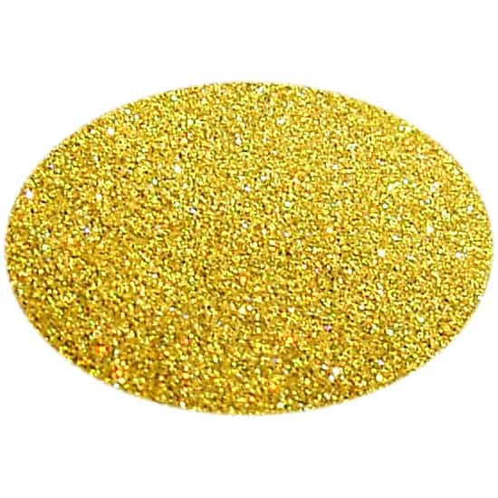 Glitter Holo Lemon 004Sq