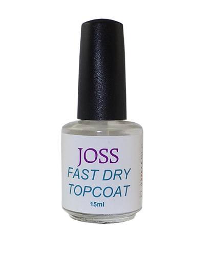 JOSS Fast Dry Topcoat 15ml