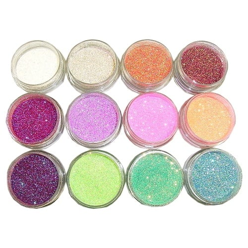 Perfect Nails Glamour Glitter Kit