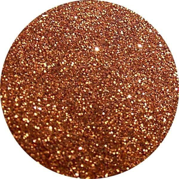JOSS Cinnamon Solvent Stable Glitter 0.004Hex