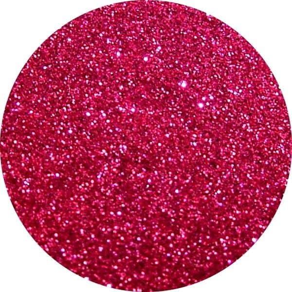 JOSS Burgundy Solvent Stable Glitter 0.004 Square