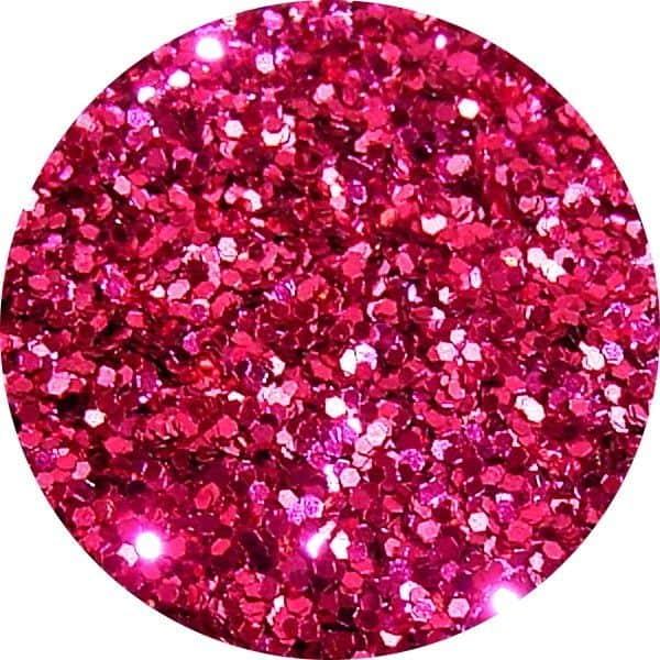 JOSS Burgundy Solvent Stable Glitter 0.015Hex
