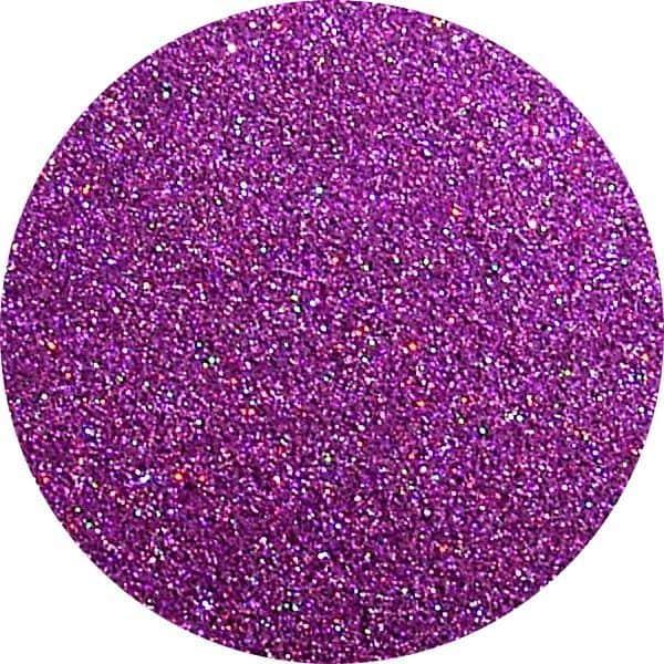 JOSS Holo Fuschia Solvent Stable Glitter 0.004 Square