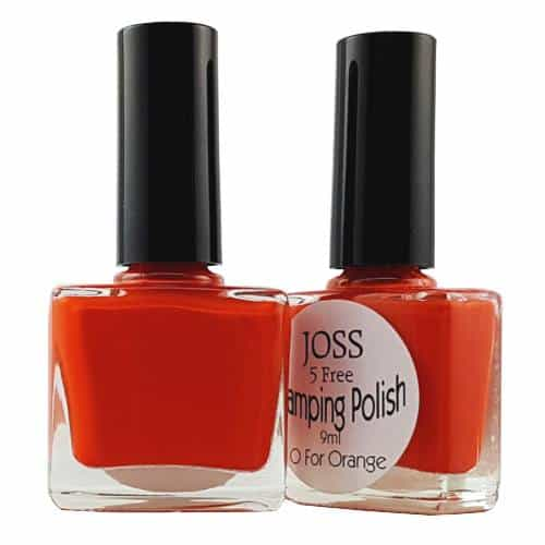 Perfect Nails Stamping Polish O For Orange 9ml