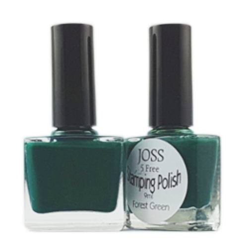 Perfect Nails Stamping Polish Forest Green 9ml