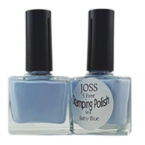 Perfect Nails Stamping Polish Baby Blue 9ml