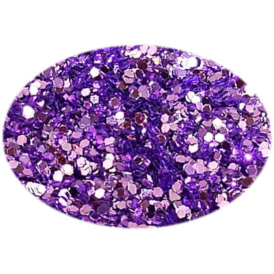 Glitter Lavender 015Hex