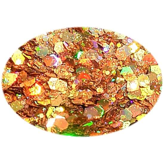 Glitter Majestic Gold Fizz