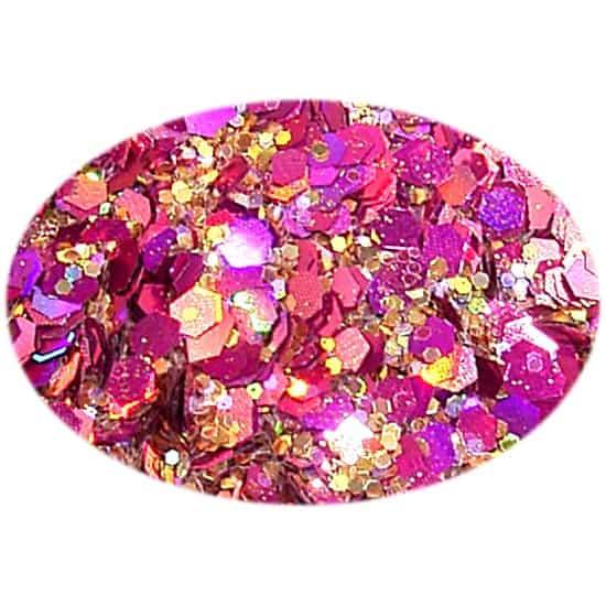 Glitter Multi Fizz 1