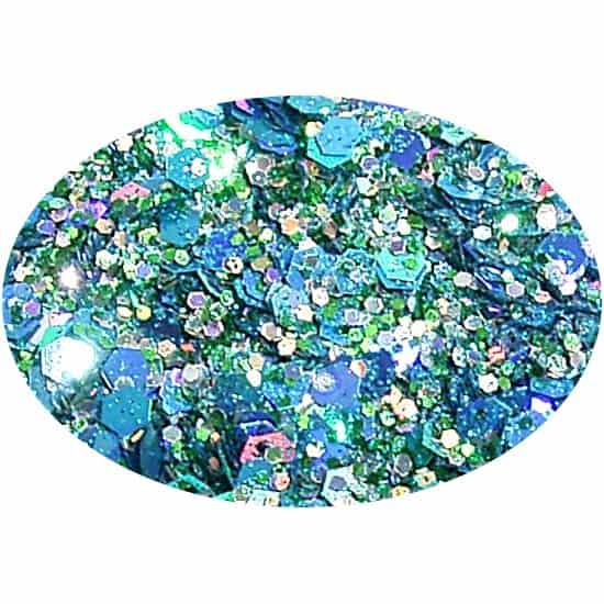 Glitter Multi Fizz 2