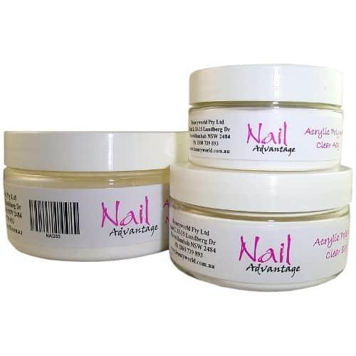Nail Advantage Acrylic Polymers
