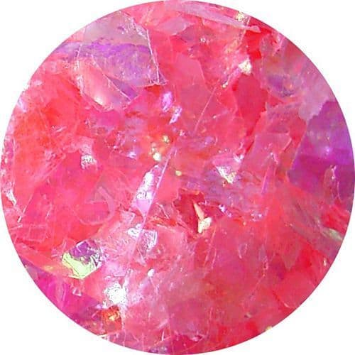 JOSS Irregular Flakes Bright Pink