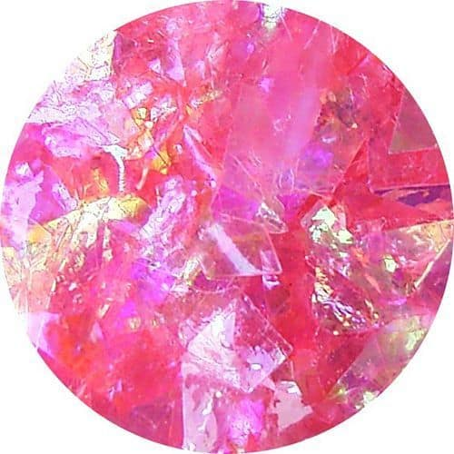 JOSS Irregular Flakes Dark Pink
