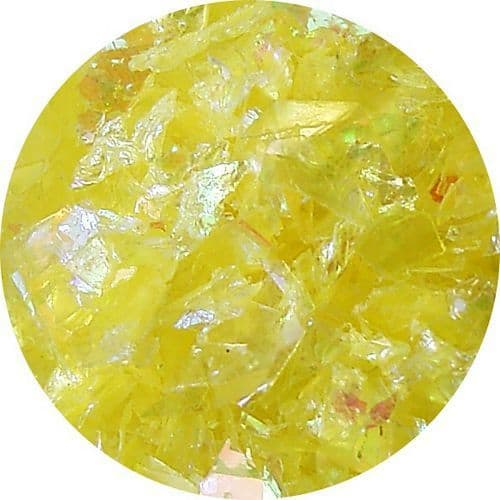 JOSS Irregular Flakes Golden Yellow