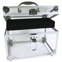 NS92 - Clear Acrylic Carrying Case