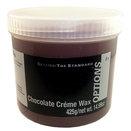 Hive Options Chocolate Creme Wax
