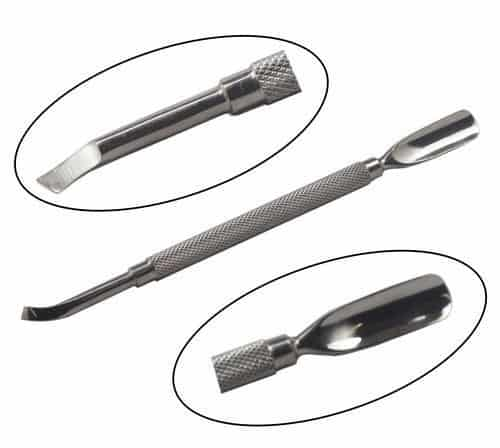 PK19 - Cuticle Pusher & Nail Cleaner