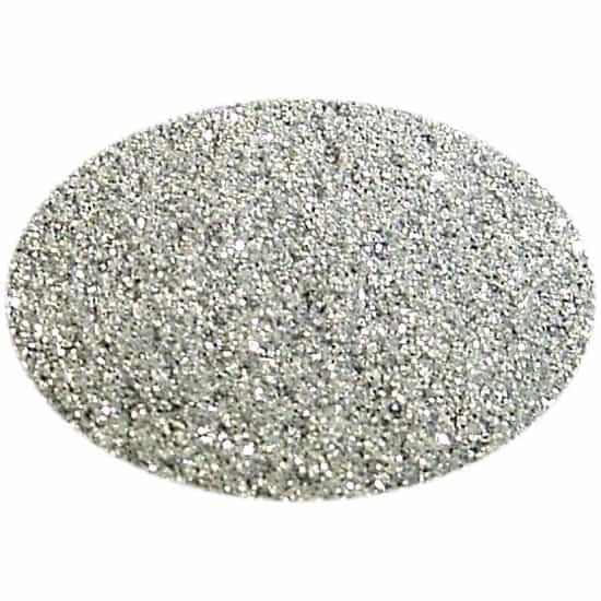 Glitter Patina Silver 004Sq