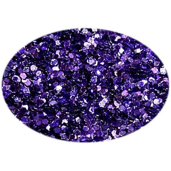 Glitter Purple 015Hex