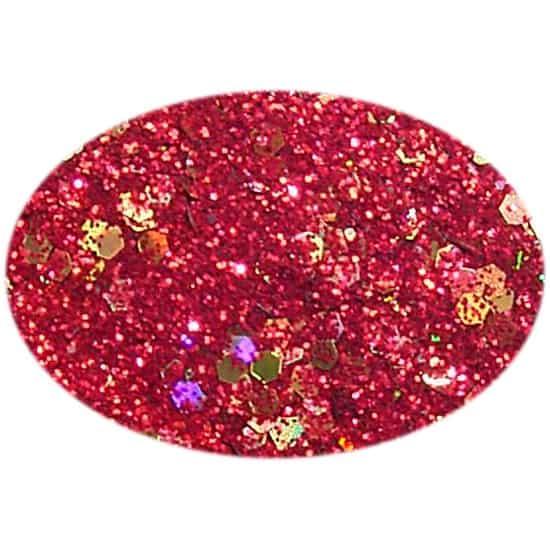 Glitter Red Fizz