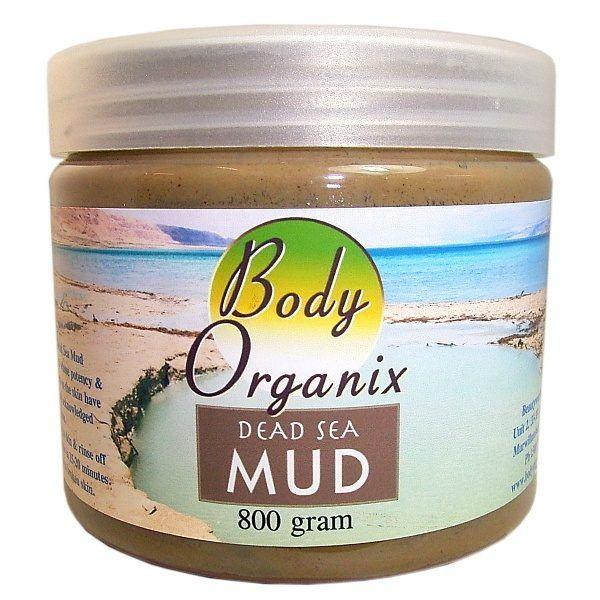 Body Organix Dead Sea Mud