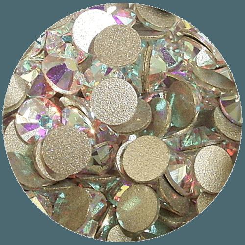 Swarovski Rhinestones SS12 Round Crystal AB