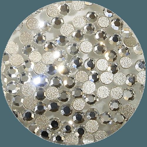 Swarovski Rhinestones SS3 Round Crystal