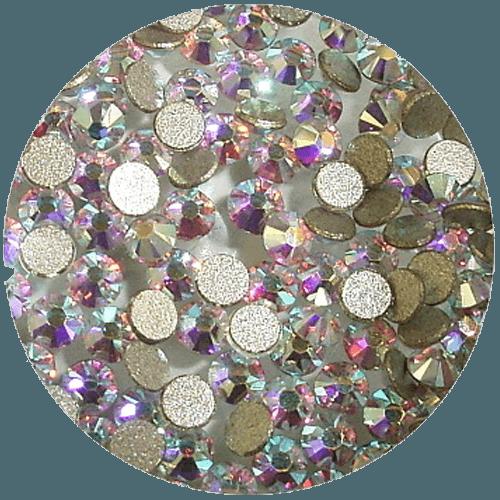 Swarovski Rhinestones SS5 Round Crystal AB