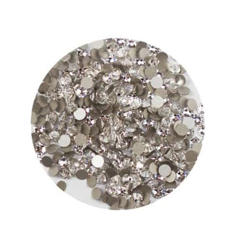 Swarovski Rhinestones SS12 Round Crystal