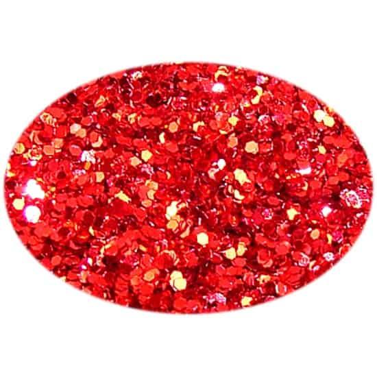 Glitter Warm Red 015Hex