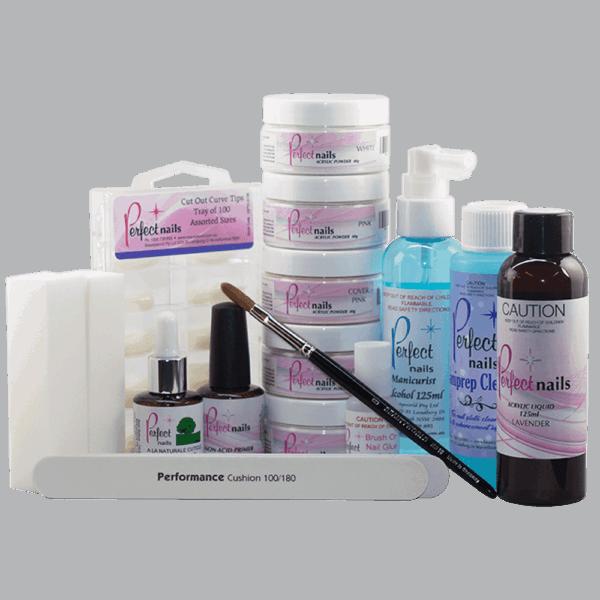 Perfect Nails Acrylic Maxi Kit
