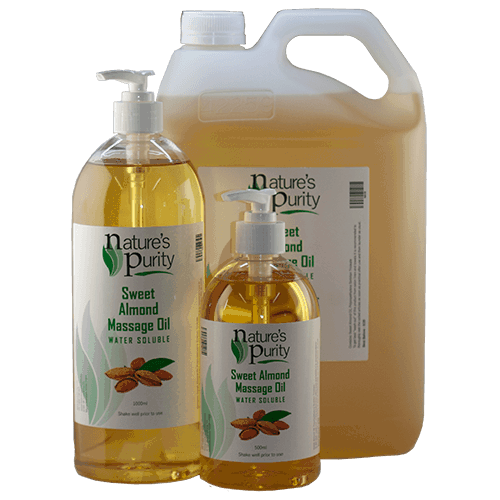 Water Soluble Sweet Almond Oil