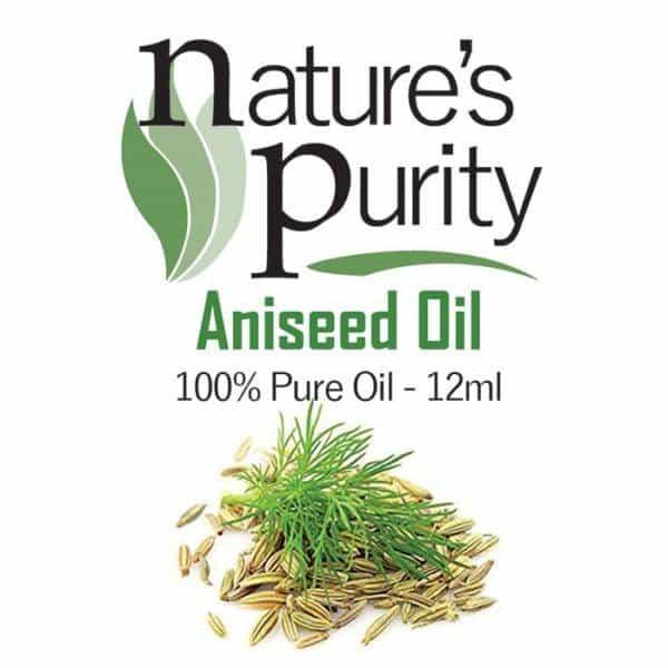 Aniseed Oil 12ml