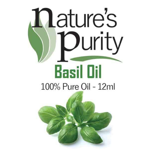 Basil Oil 12ml