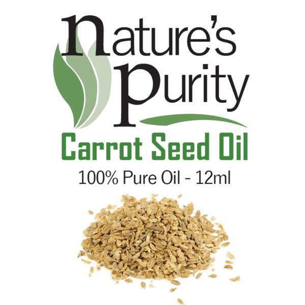 Carrot Seed Oil 12ml